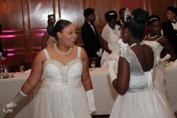 Debutante Ball Girls Devine Creatons